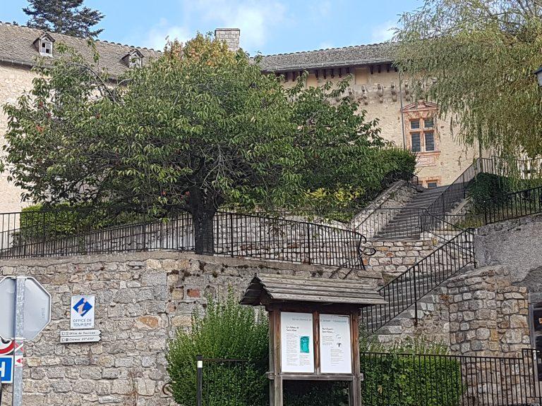 Saint Alban Castel