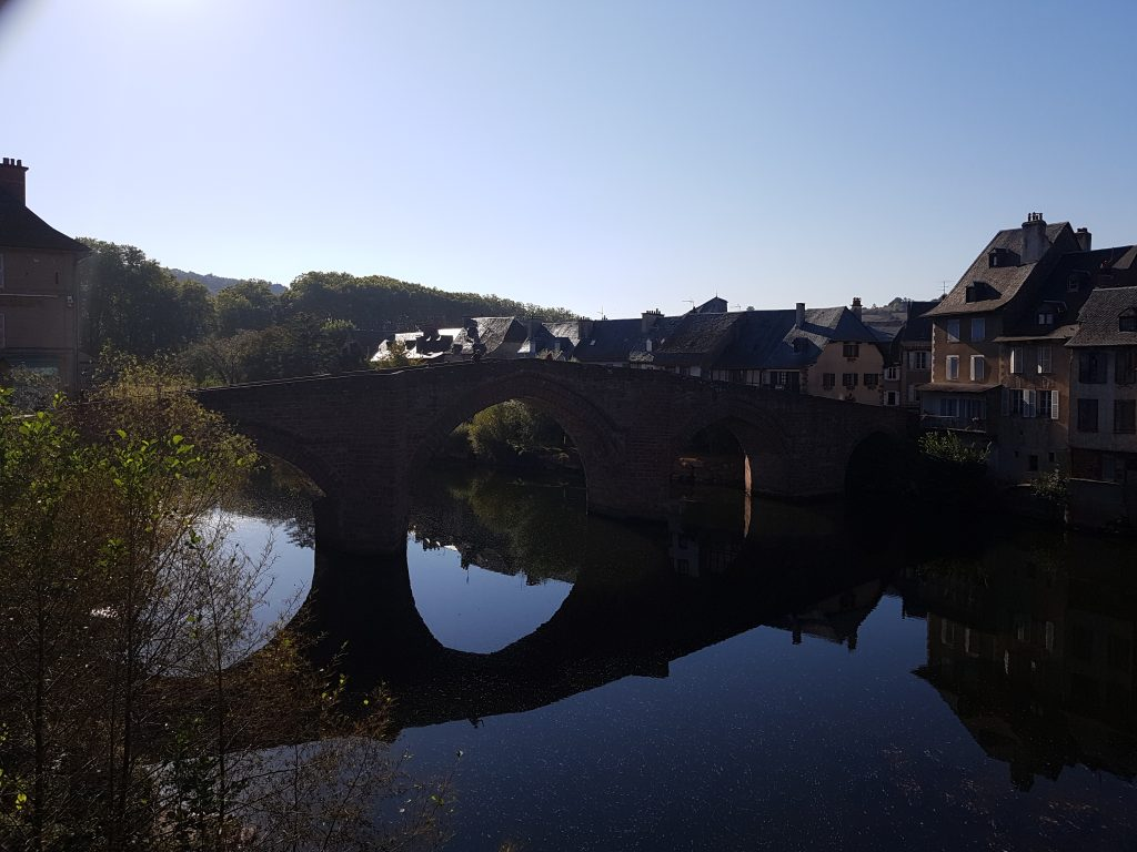 old bridge Espalion