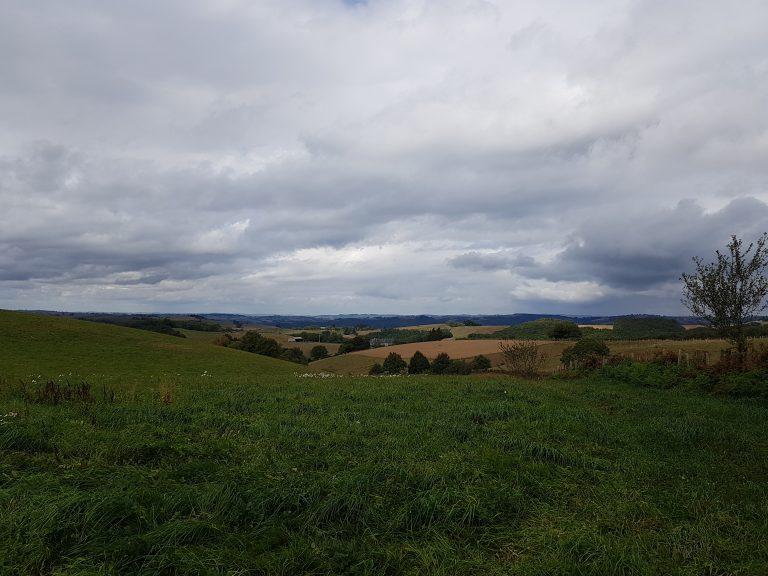 dark sky near Senergues