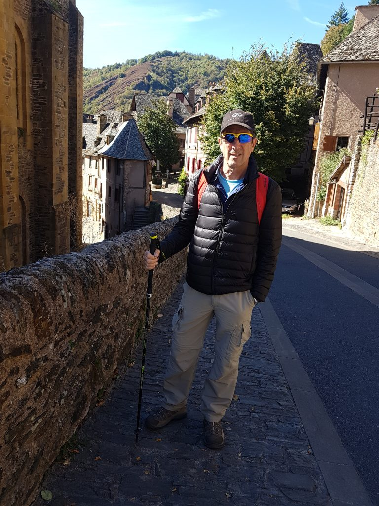 morning in Conques