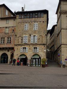 facade in Figeac