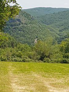 field near Brengues