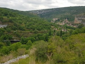 cabrerets valley