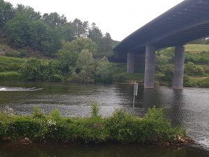 Arcambal bridge