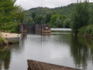 near Cahors