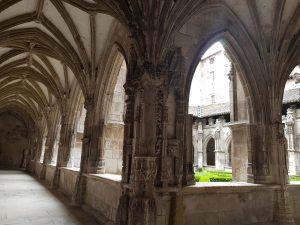 saint etienne cloister
