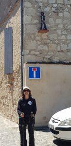 me in Auvillar