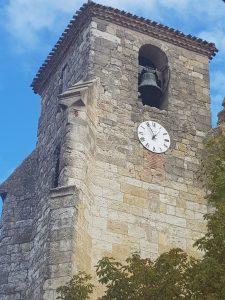 Marsolan bell tower