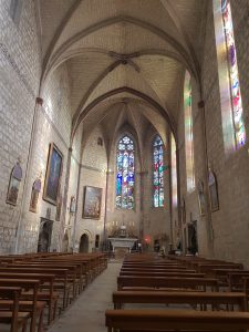 nave