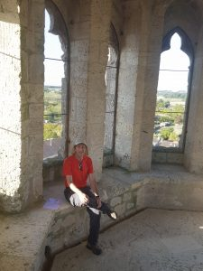 Doron in the tower