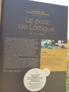 Lartigue bridge